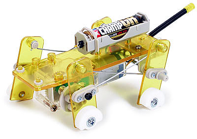 Tamiya 71101 Mechanical Dog - Four Leg Walking Type