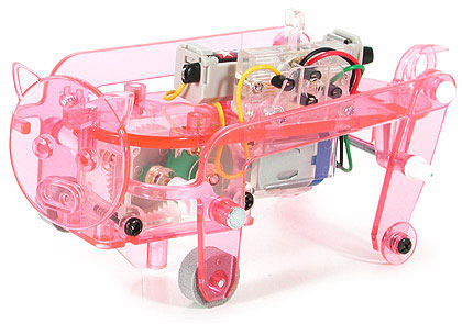 Tamiya 71111 Mechanical Pig - Shaking Head Type