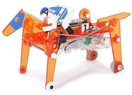Tamiya 71112 Mechanical Racehorse - Galloping Type