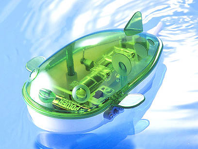 Tamiya 71114 Mechanical Blowfish - Tail Fin Swimming Action
