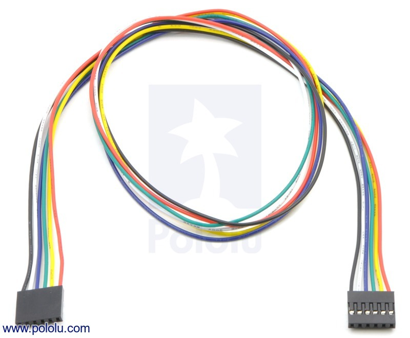 6x1 F-F 24 (inches) Cable for ShiftBrites and ShiftBars