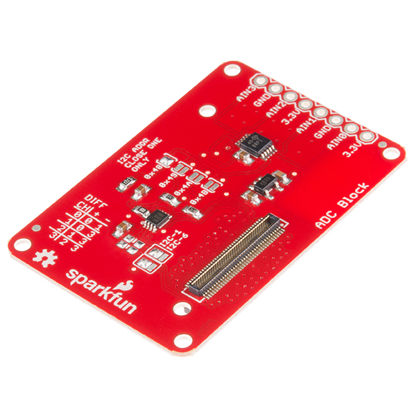 SparkFun Interface Pack for Intel ® Edison
