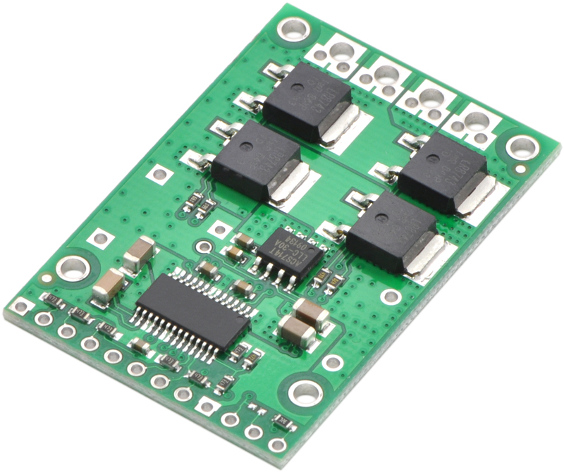 Pololu High-Power Motor Driver 18v25 CS
