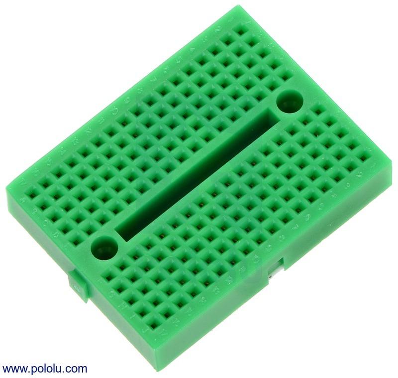 170-Point Breadboard (Green)