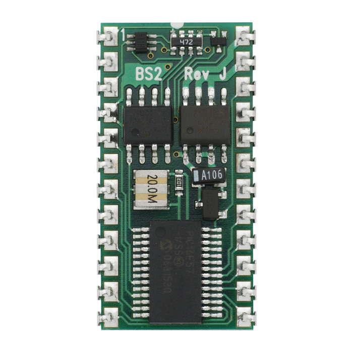 Parallax BASIC Stamp 2 Module #BS2-IC
