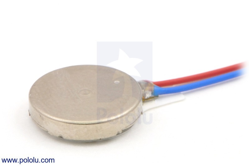 Shaftless Vibration Motor 10x2.0mm