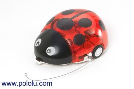 Tamiya 70195 Wall-Hugging Ladybug