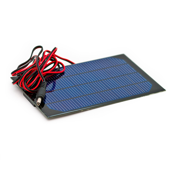 Solar Cell: 8 V, 310 mA, 2.5 W