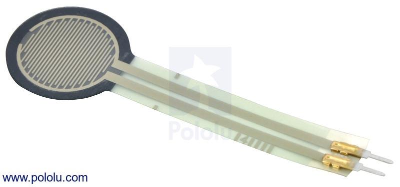 Force-Sensing Resistor: 0.6″-Diameter Circle