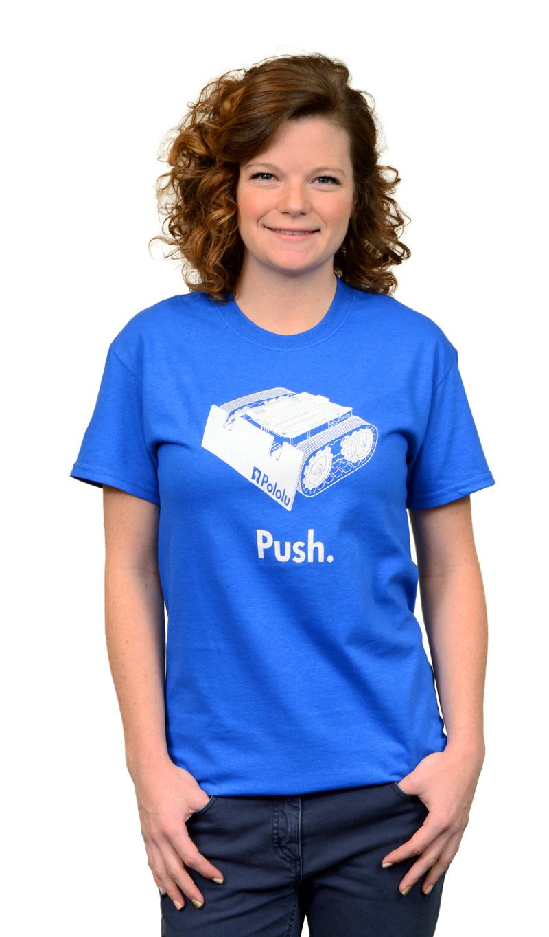 Pololu 2013 T-Shirt - Small