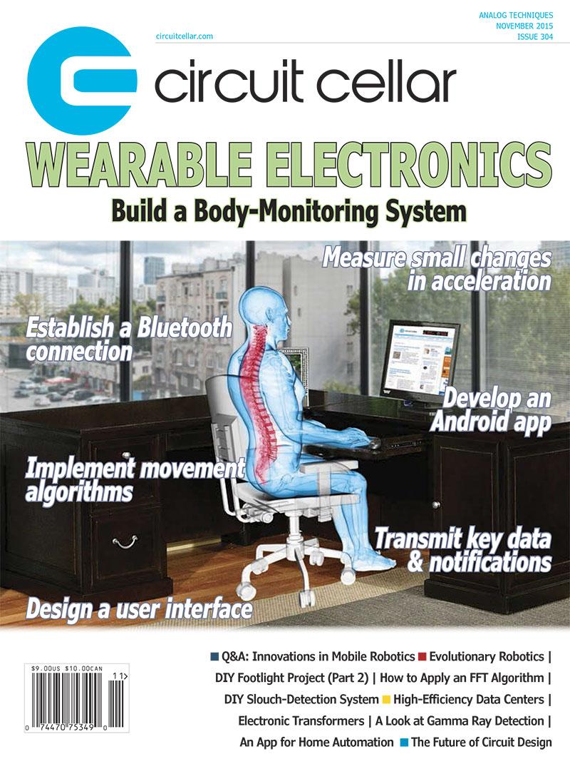 Free Circuit Cellar magazine November 2015
