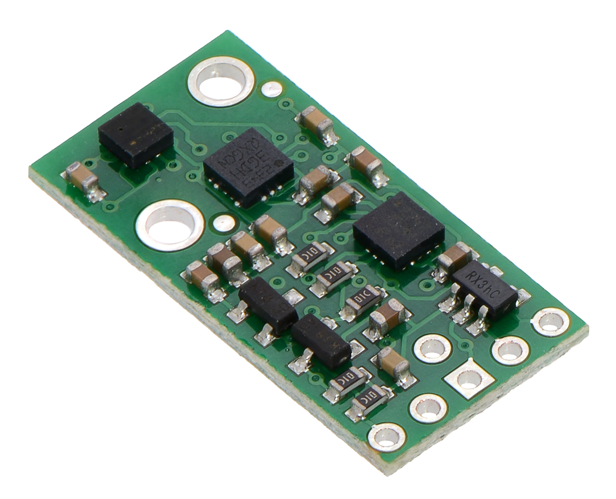 AltIMU-10 v4 Gyro, Accelerometer, Compass, and Altimeter (L3GD20