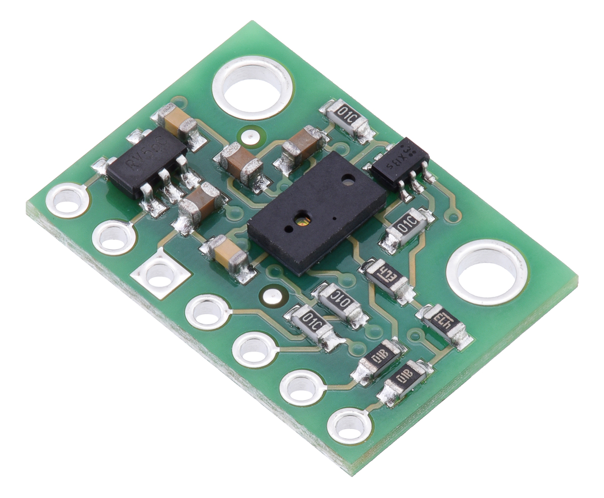 VL6180X Time-of-Flight Distance Sensor Carrier with Voltage Regu