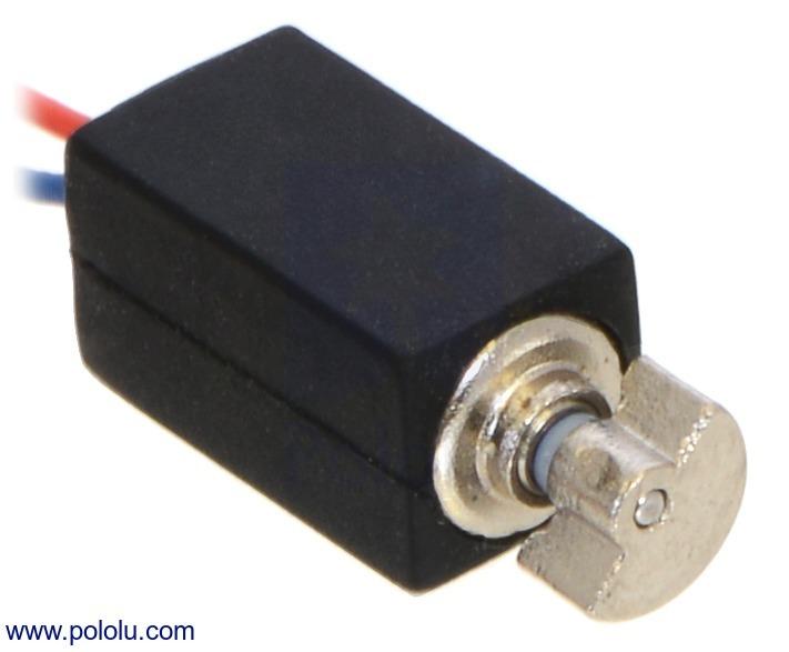 Vibration Motor 11.6×4.6×4.8mm