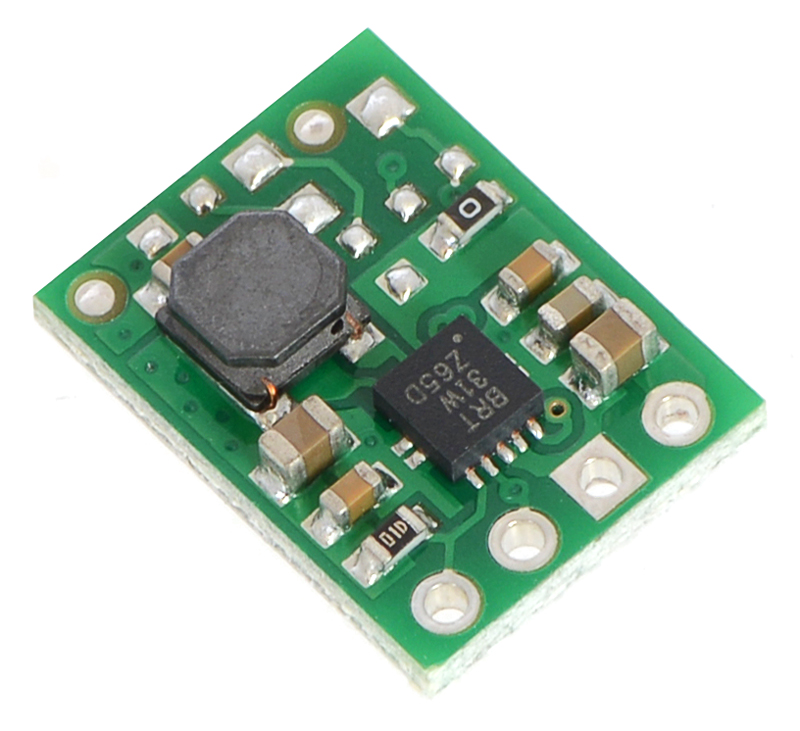 Pololu 3.3V Step-Up Voltage Regulator U1V11F3