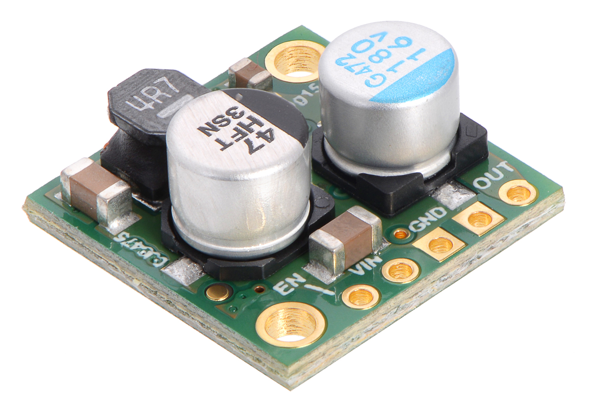 Pololu 9V, 2.5A Step-Down Voltage Regulator D24V25F9