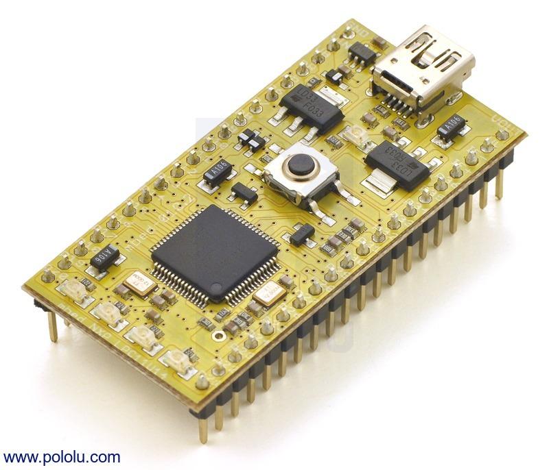 ARM mbed NXP LPC11U24 Development Board