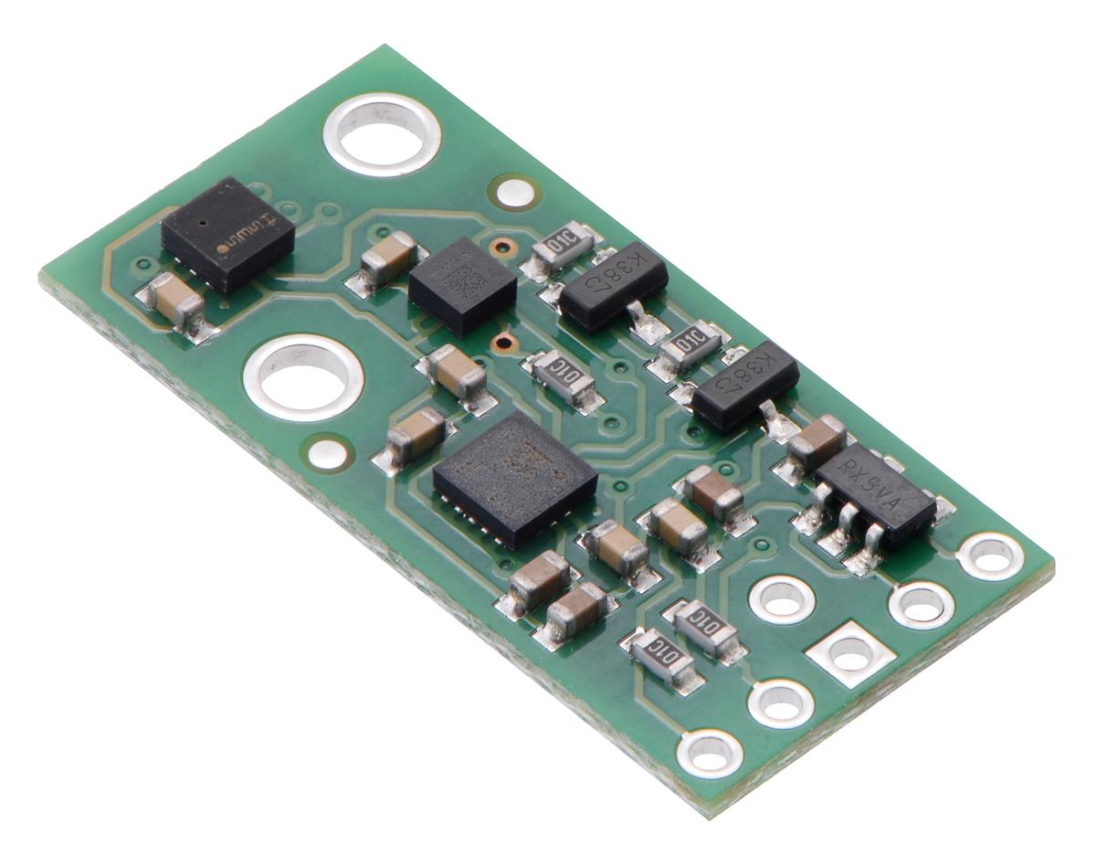 AltIMU-10 v5 Gyro, Accelerometer, Compass, and Altimeter (LSM6DS