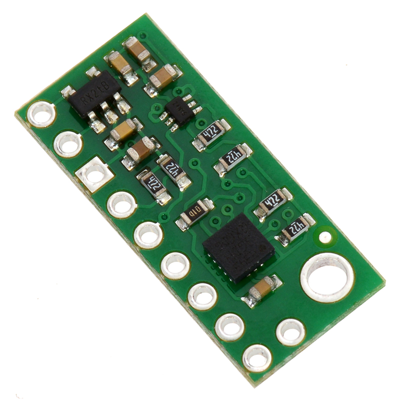 L3GD20H 3-Axis Gyro Carrier with Voltage Regulator