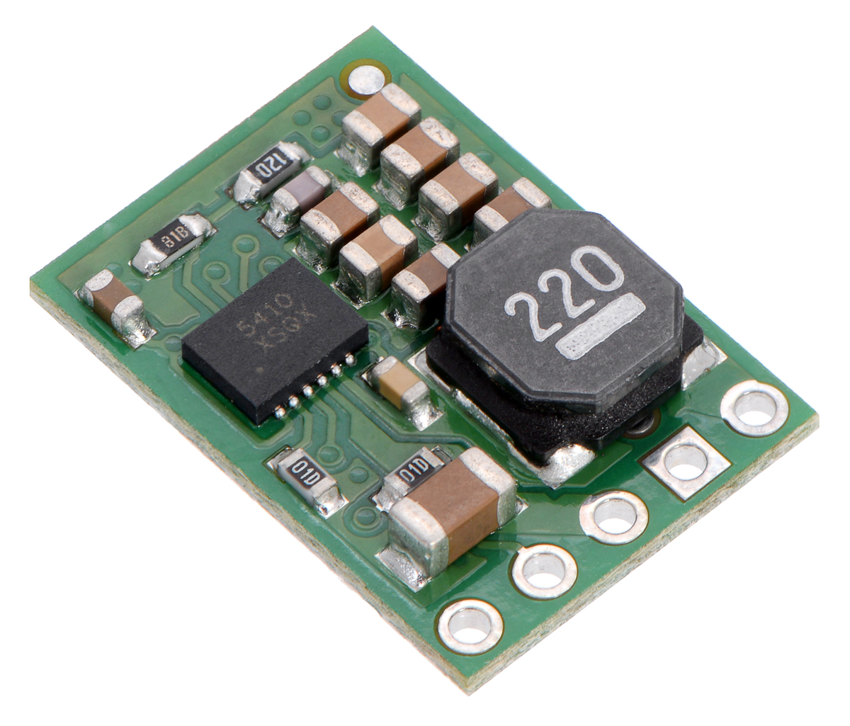 Pololu 6V, 1A Step-Down Voltage Regulator D24V10F6
