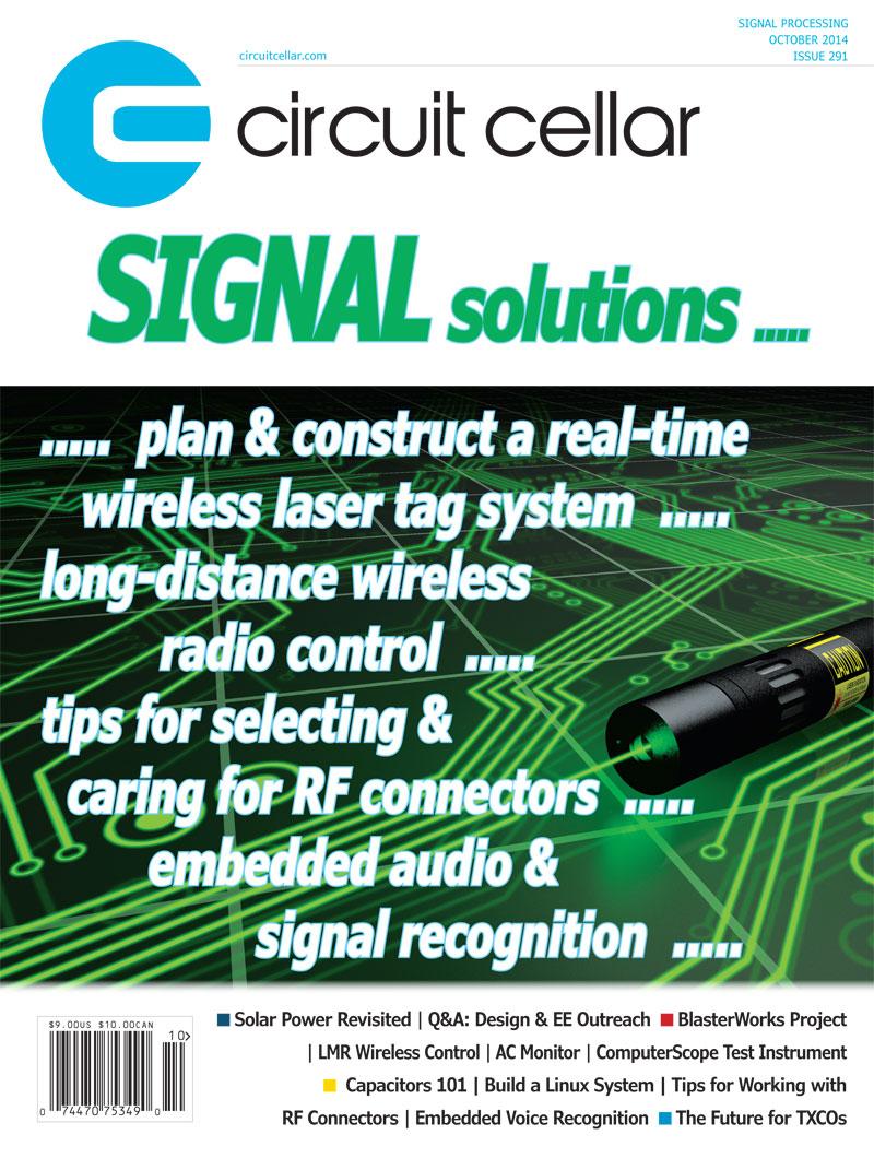 Free Circuit Cellar magazine October 2014