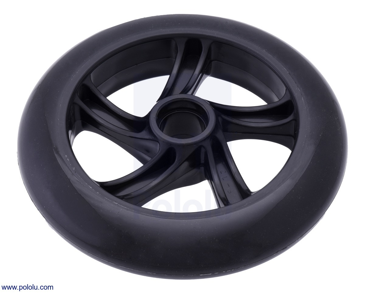 Scooter/Skate Wheel 144×29mm - Black