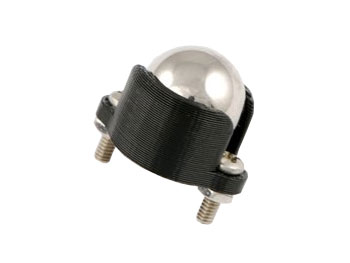 Pololu ball caster con sfera in metallo da 1,2 cm