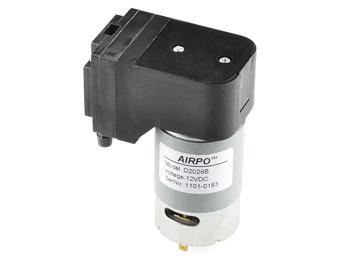 Pompa per il vuoto - 12 Vdc
