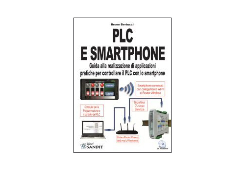 PLC e Smartphone - CD Allegato