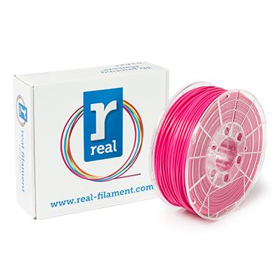 REAL PLA - Magenta - spool of 1Kg - 3mm