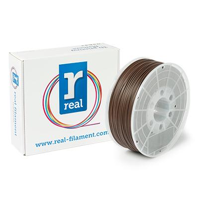 REAL ABS - Brown - spool of 1Kg - 1.75mm