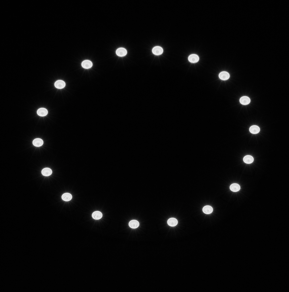LED ring - White