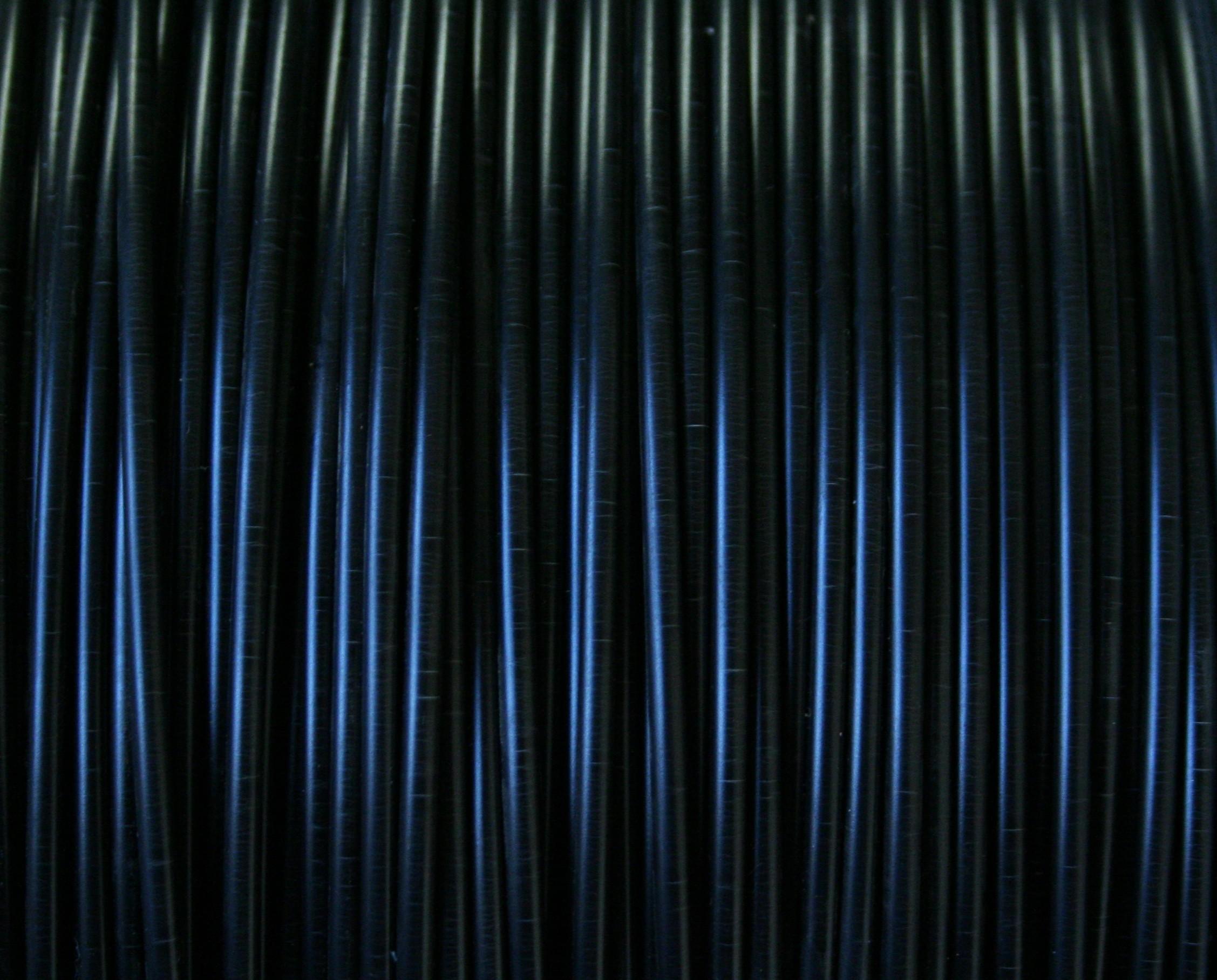 ABS+ - Black - spool 1kg - 3mm