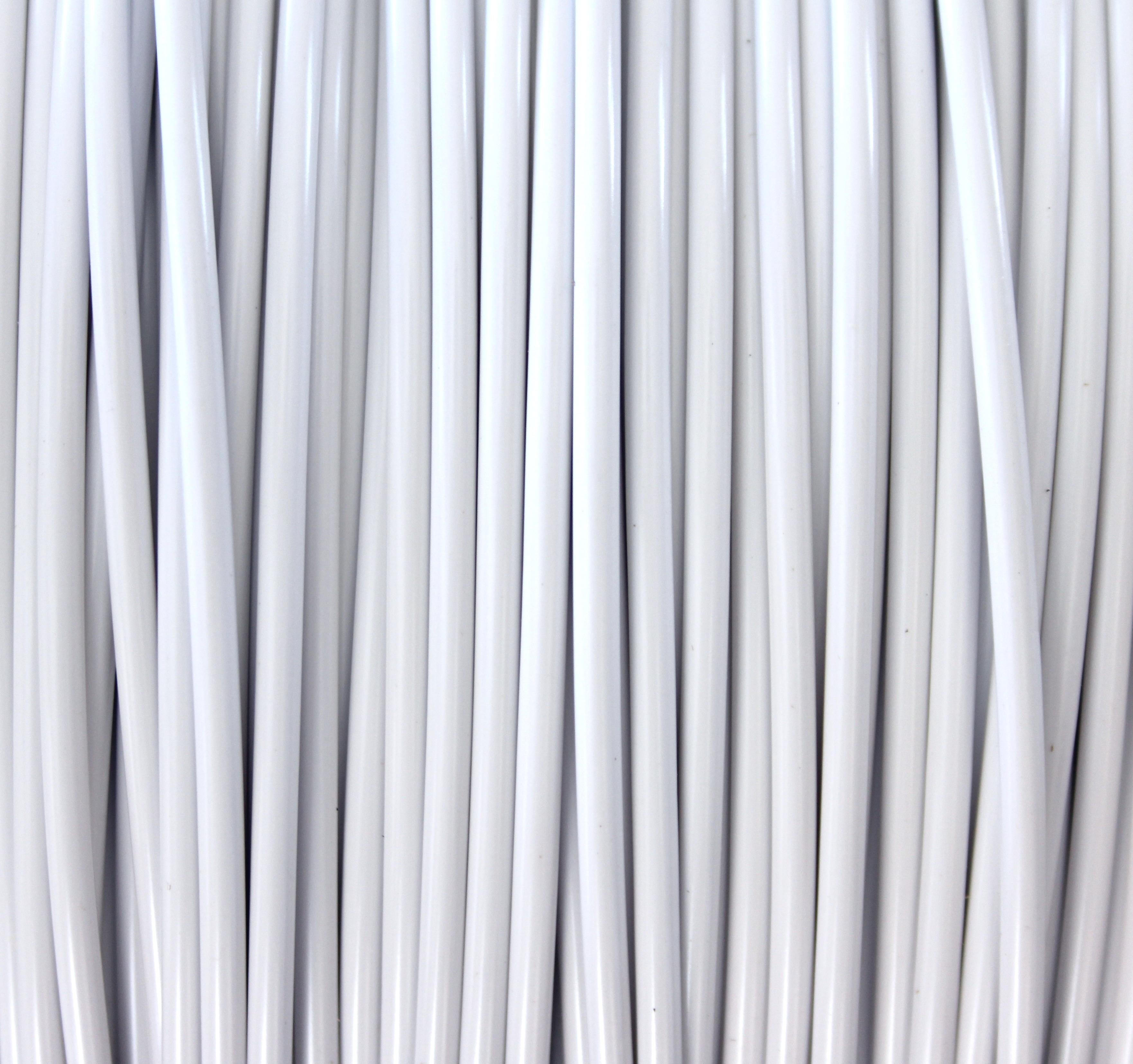 ABS+ - White - spool 1kg - 3mm