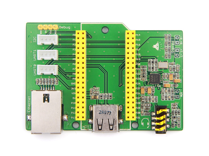 Breakout for LinkIt Smart7688