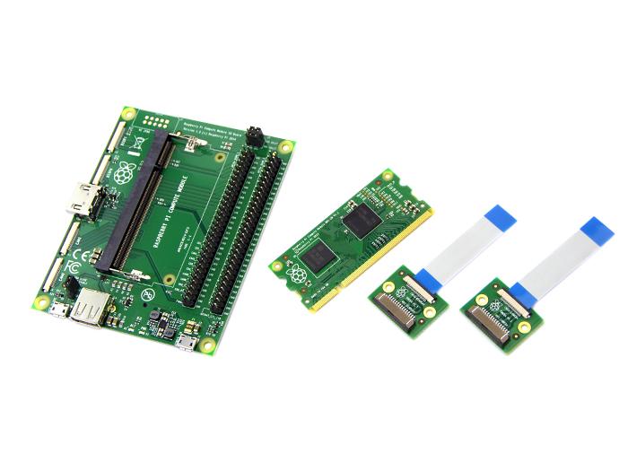 Raspberry Pi Compute Dev Kit - BCM2835 32Bits ARM