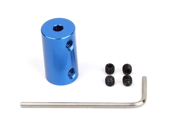 Aluminum Shaft Coupler(4-5mm)