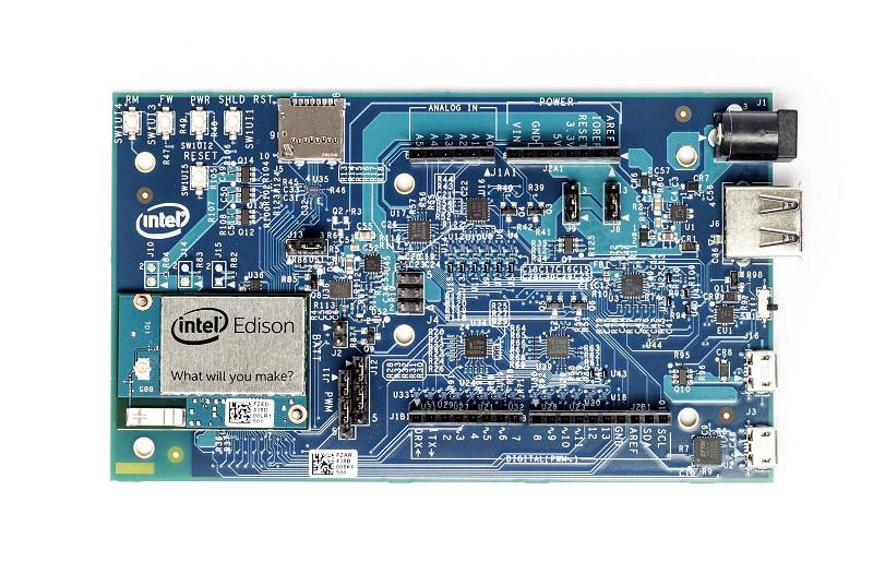 Intel® Edison for Arduino