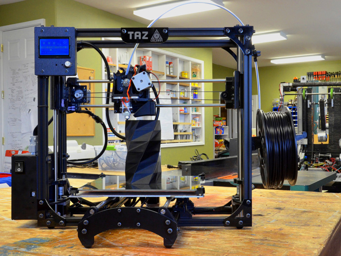 Lulzbot TAZ 4 3D Printers