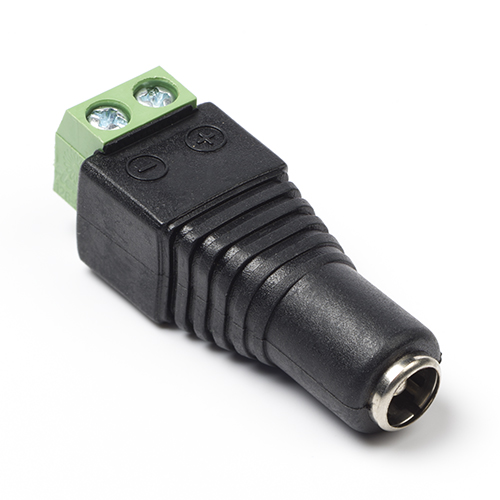 Connector - Female to screw terminal ( 4 A )