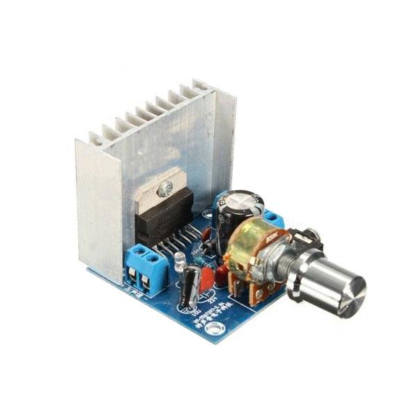Amplificatore audio 2x15 watt con TDA7297