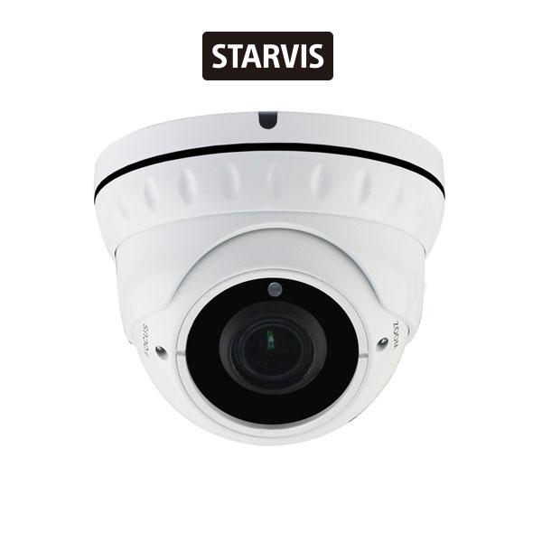 Telecamera DOME STARVIS 4 in 1 da 2 Mpx