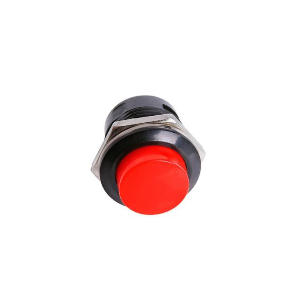 Pulsante rosso 16 mm