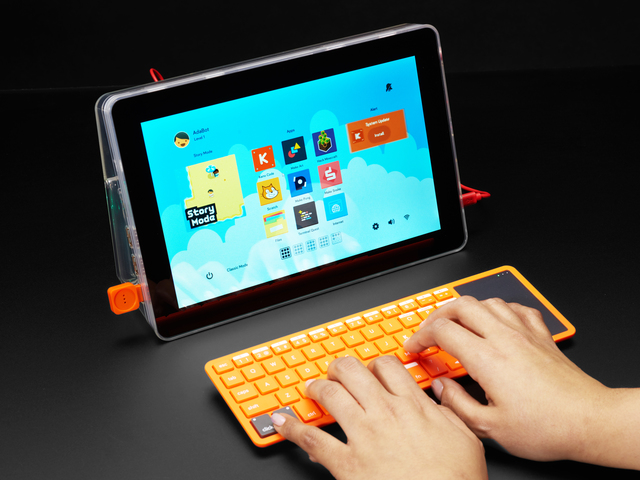 Kano Computer Kit Complete with Touch Screen