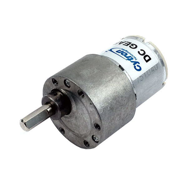Motoriduttore 12 Vdc - 22 rpm - 68 N·cm