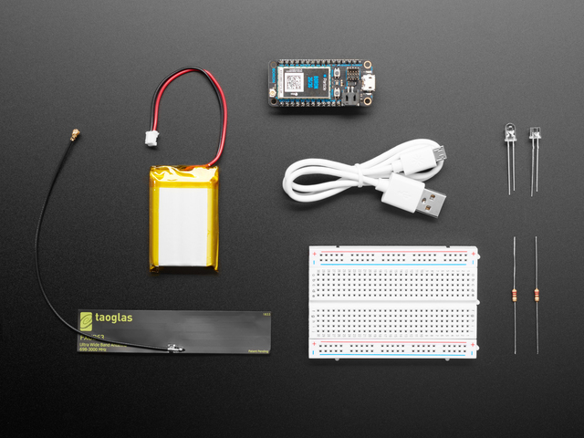 Particle Boron 2G/3G Kit - nRF52840 with BLE, Mesh and Cellular