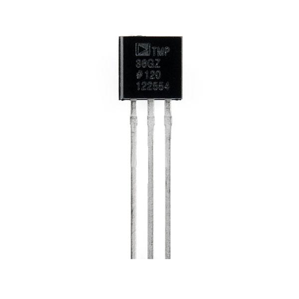 Sensore di Temperatura analogico - TMP36