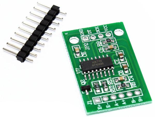 Scheda elettronica per Cella di carico - HX711