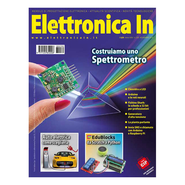 Elettronica In n. 230 - Novembre 2018