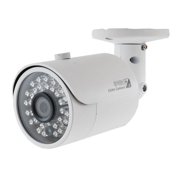 Telecamera Bullet IP con PoE 2Mpx